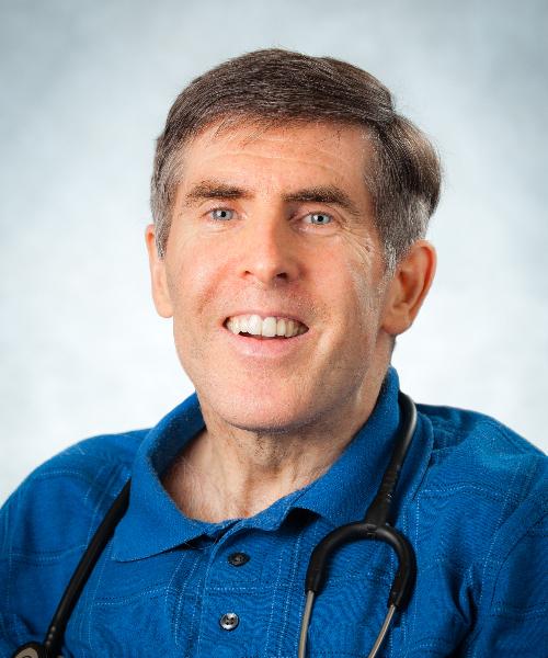 Clint Pearson, MD Headshot Del Norte